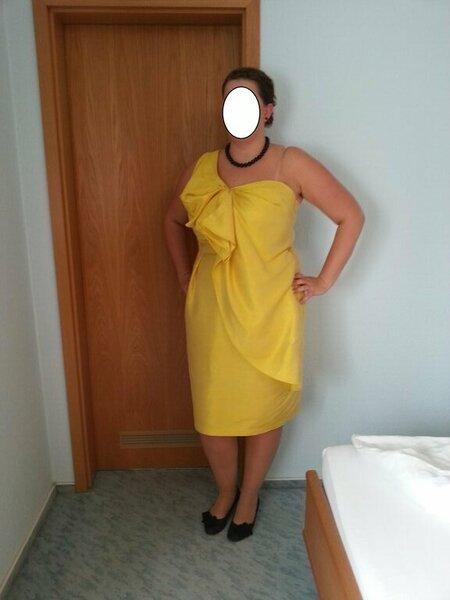 Kleid 404 aus Burda plus F/S 2013