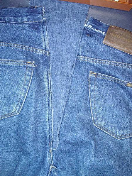 Machen jeans bund weiter Wie kann