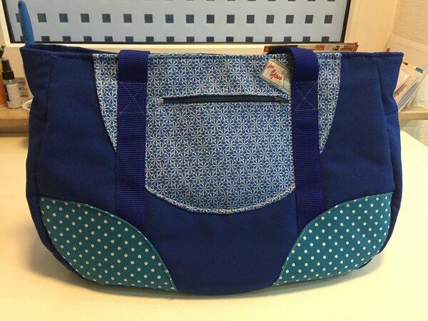 Schnabelina Bag S (Rückseite)
