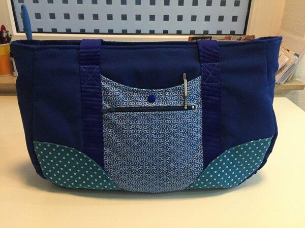 Schnabelina Bag S (Vorderseite)