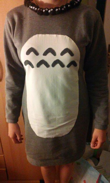 Totoro Kleid