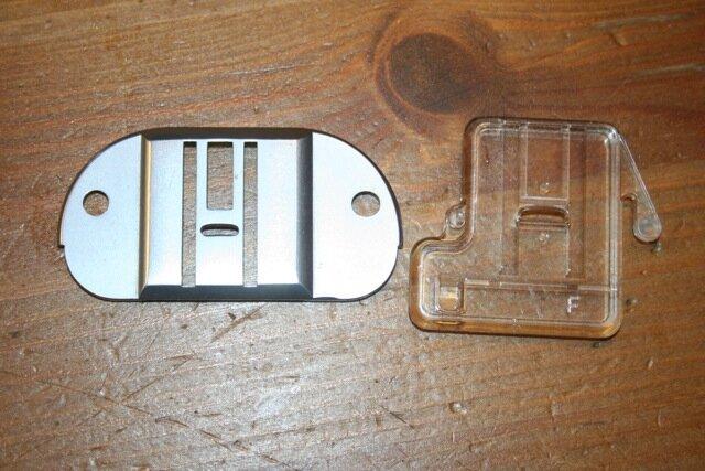 Stichplatte 507114 Transporteur Abdeckplatte F