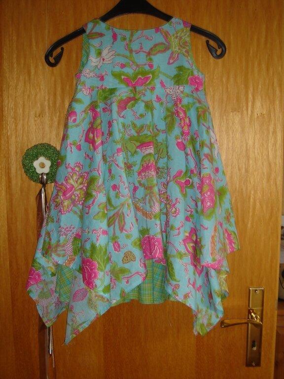 Kleid für die Einschulung