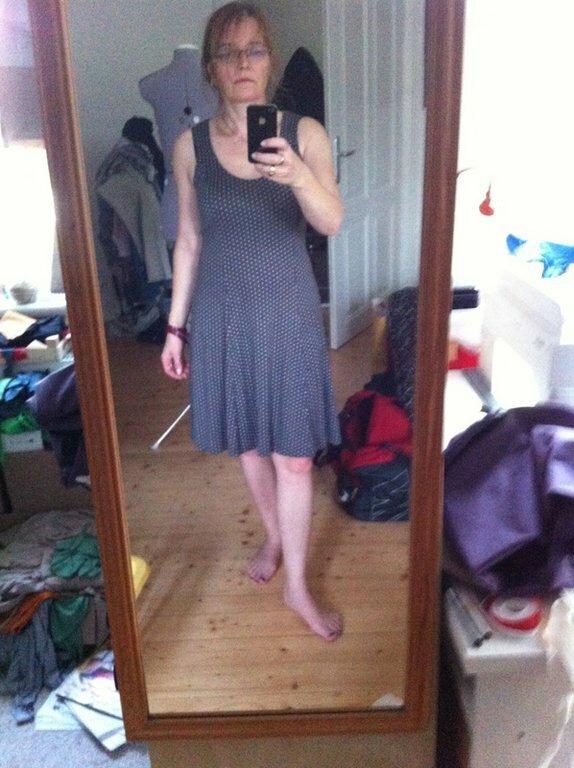 Tnic-Dress Alabama Chanin stoffmarkt