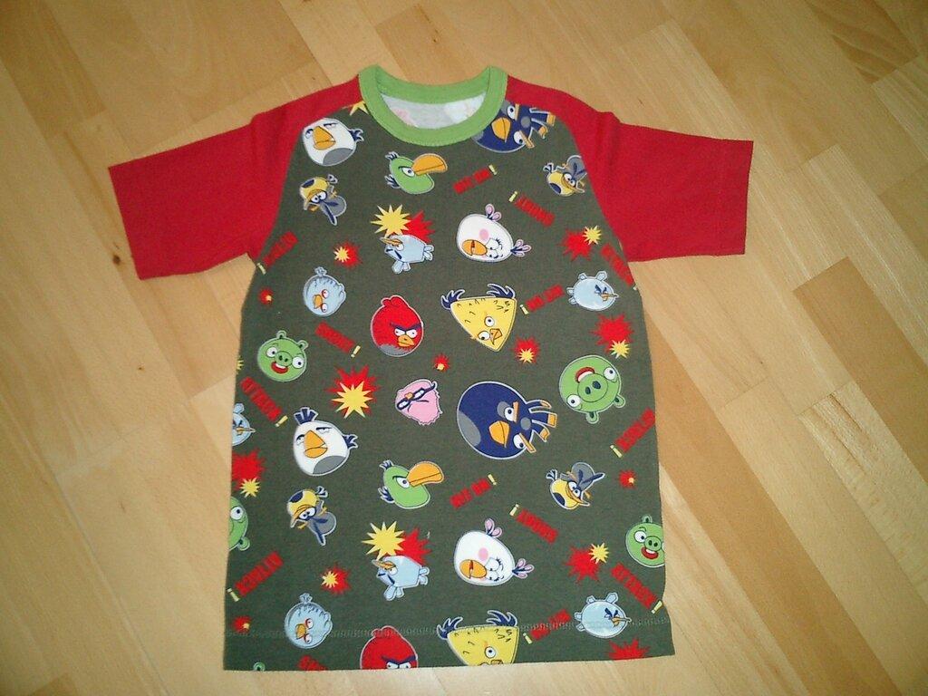 Angry-Bird-Shirt Nr. 3