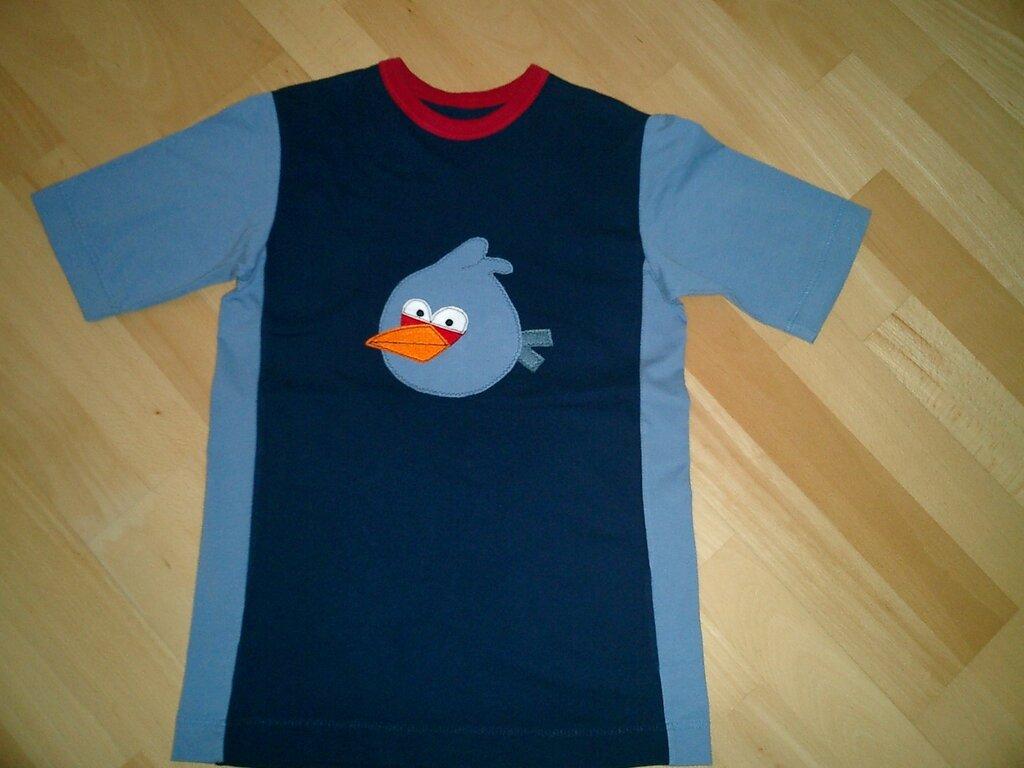 Angry-Bird-Shirt Nr. 2