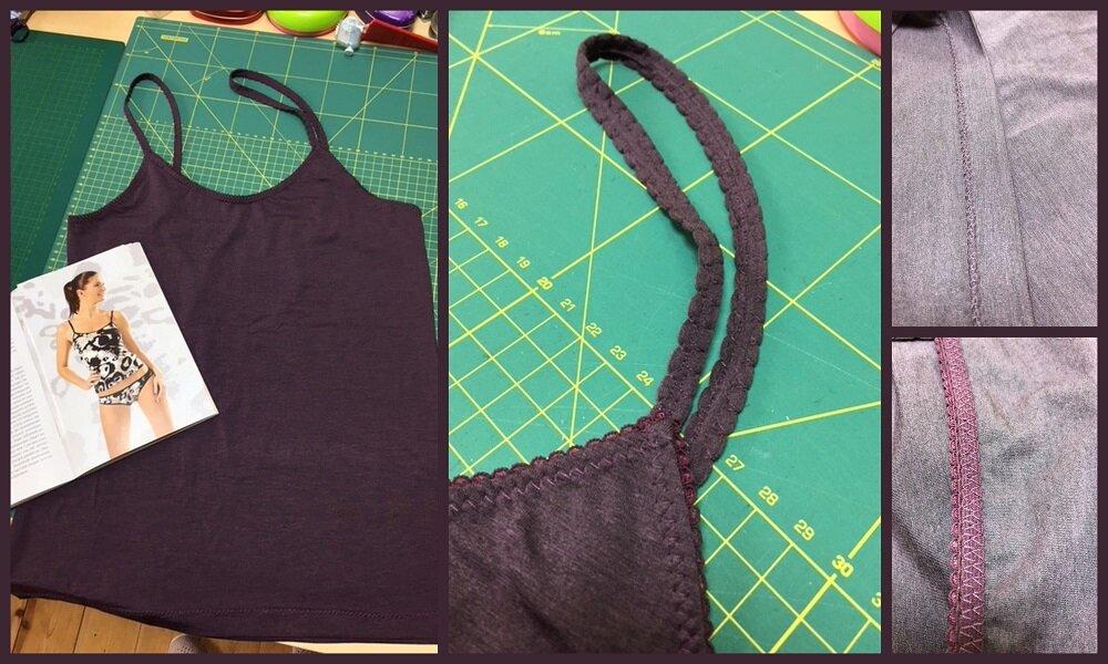 Unterhemdchen/Hemdchen aus süße Dessous