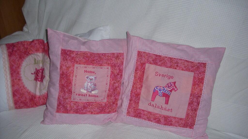 3 neue Kissen