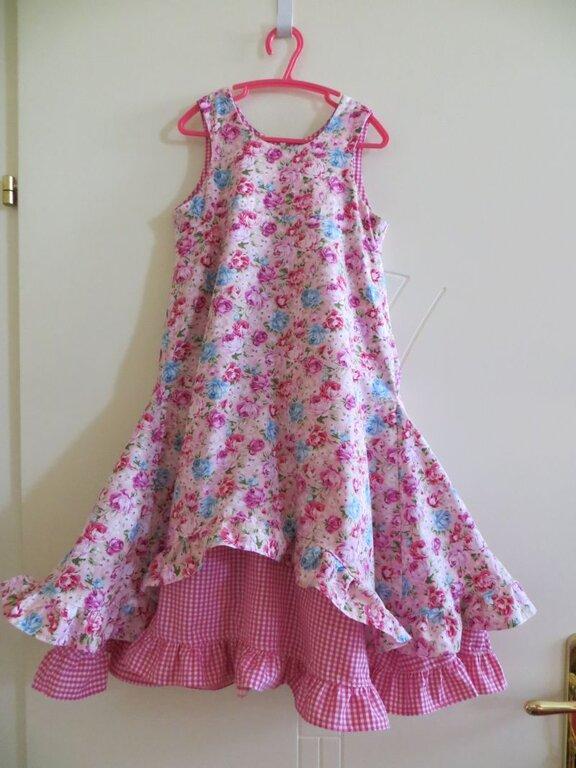 Kleid Willemientje von Farbenmix