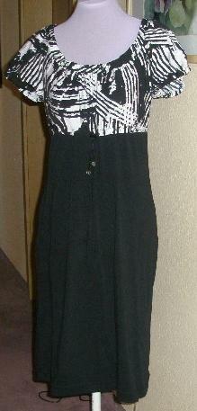 Kleid aus Burda 05/09
