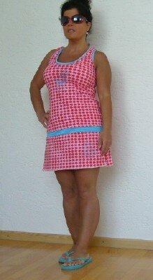...und wieder ein Beach Kleidchen...