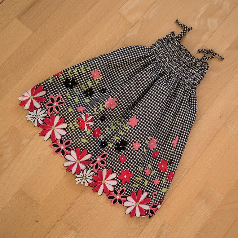 Sommerkleid für 2jähriges Mädchen