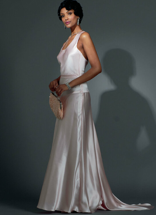 "Abendkleid ""The Archive Collection"" M7867  Copyright McCALL's ® Company, NY"