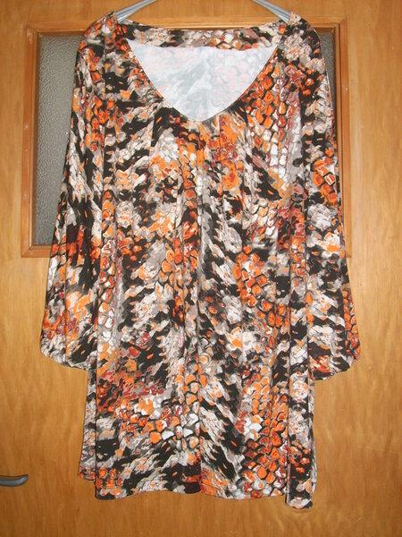 Shirt Burda 09/08
