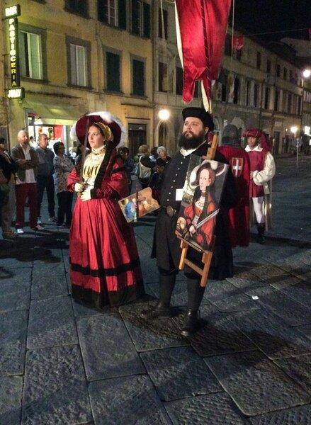 Cranach und seine Muse Judith