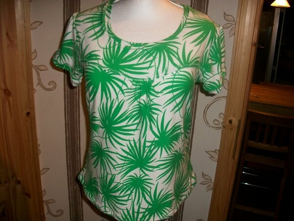 Shirt Fano,nach farbenmix Schnitt