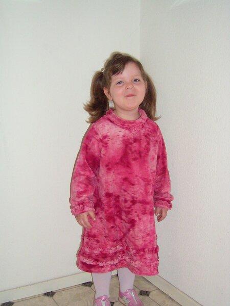 Roos Kleid  3001