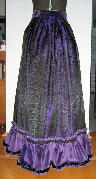 Album1 zum Janet Arnold 1887 Dress WIP