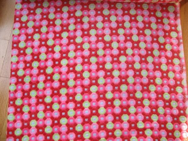 56. Microfleece fluffig wie Farbenmix Staars Fleece   1m x 1,50 m