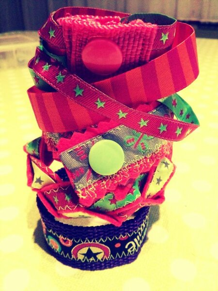 Armbänder, genaäht aus Webbändern und Gurtbändern. Zum Schließen hab ich Kamsnaps angebracht