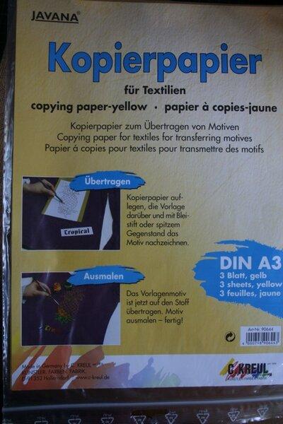 1. Kopierpapier