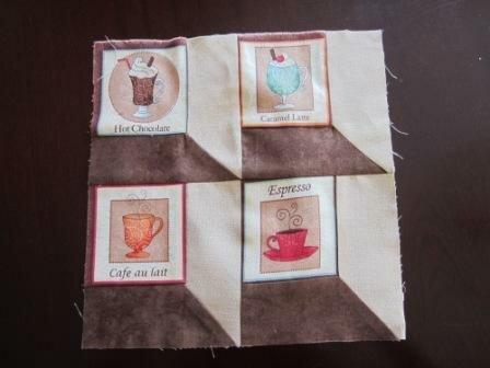 Kaffee, Cappucino und mehr für Heike-Jessy