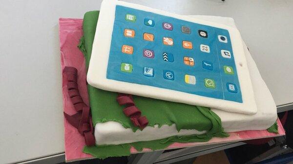 IMG 0551  IPad-Torte
