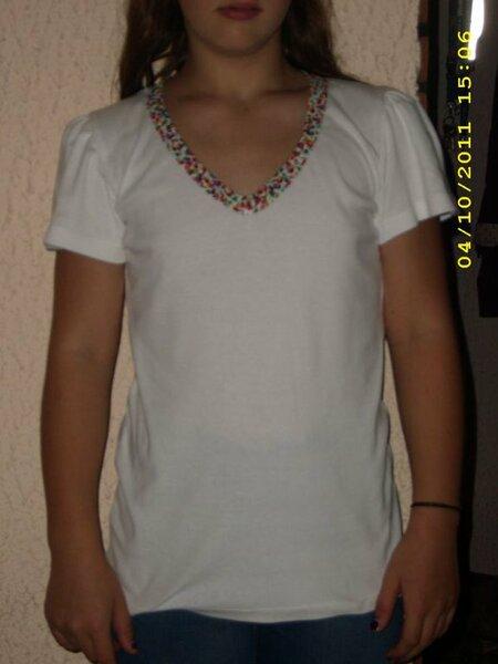 T-Shirt Lea von Mamudesign, in Gr. 32/34