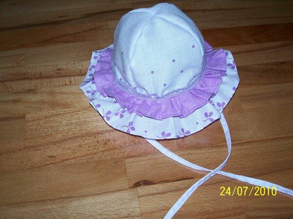 KleineKlamotte Hut