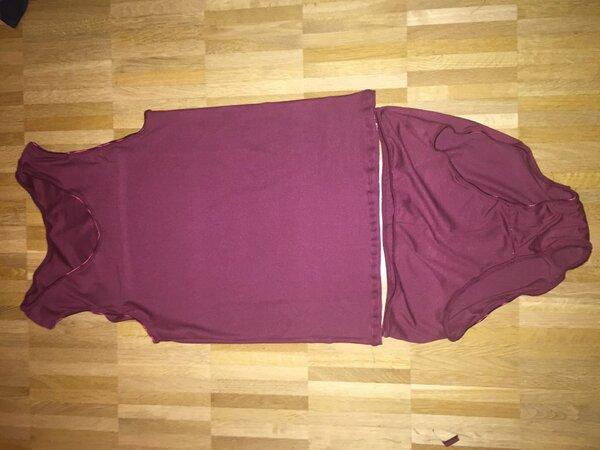 Hemd und Slip - erstaunlich einfach :-)