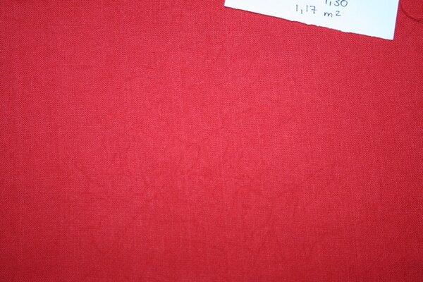 20. weiche BW in rot - 0,90m x 1,30m