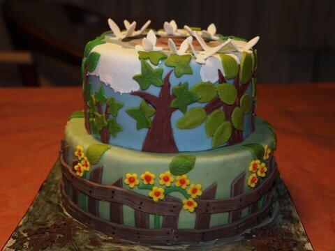 Zum 75. Geburtstag eines Hobbygärtners und Naturfreundes