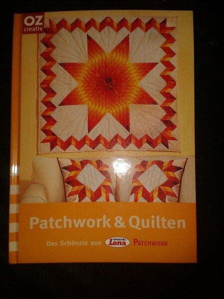 Buch Patchwork und Quilten gut erhalten 7,00 €