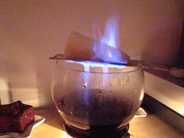 Feuerzangenbowle vom 16.12.2009.