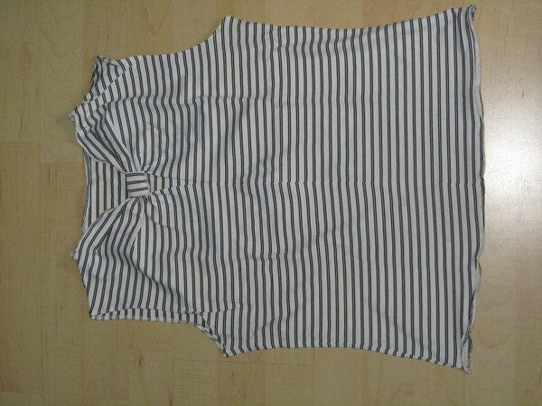 Shirt nach Burdaschnitt 7779 in bielastischem Jersey