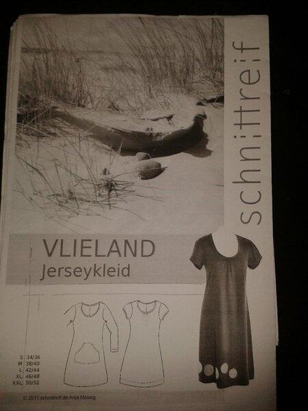 """Kleid """"Vlieland"""" von Schnittreif benutzt 3,50 € reserviert"""