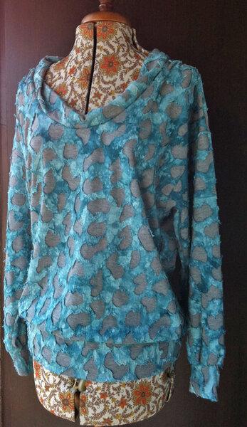 Shirt Burda 12/2012 No. 109