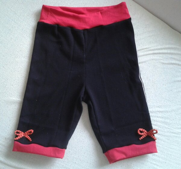 upcycling Sommerhose