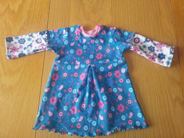 Jersey-Kleid in Gr. 68