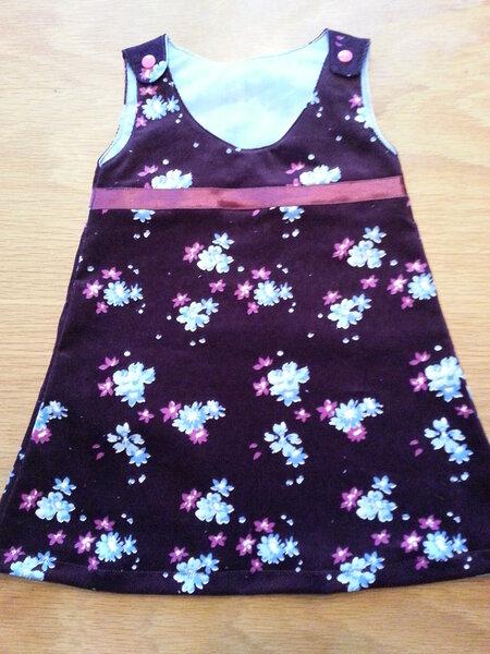 Kleidchen in Größe 80-86