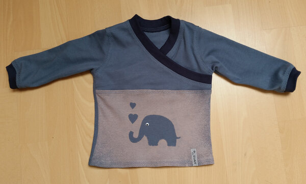 Trotzkopf-Shirt mit Klorix