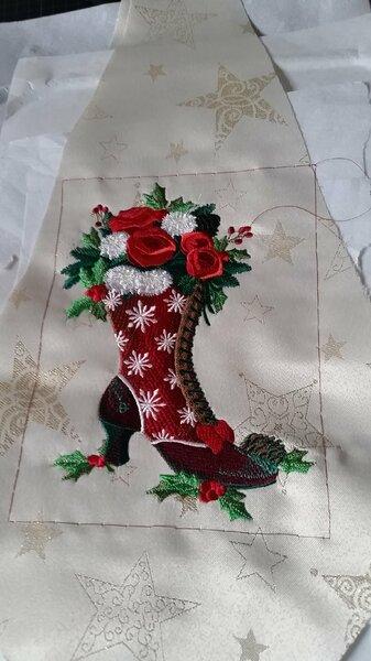 Für Weihnachtsdecke