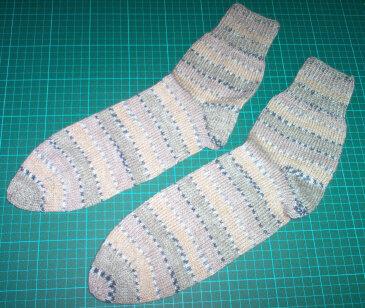 Socken für den Opa