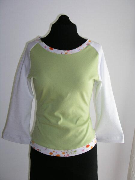 Baumwoll-Shirt