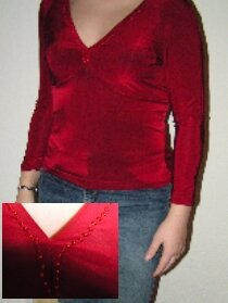 Shirt aus Burda 02/2005