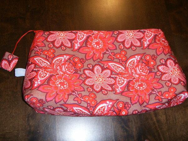 Kulturtasche für eine Freundin