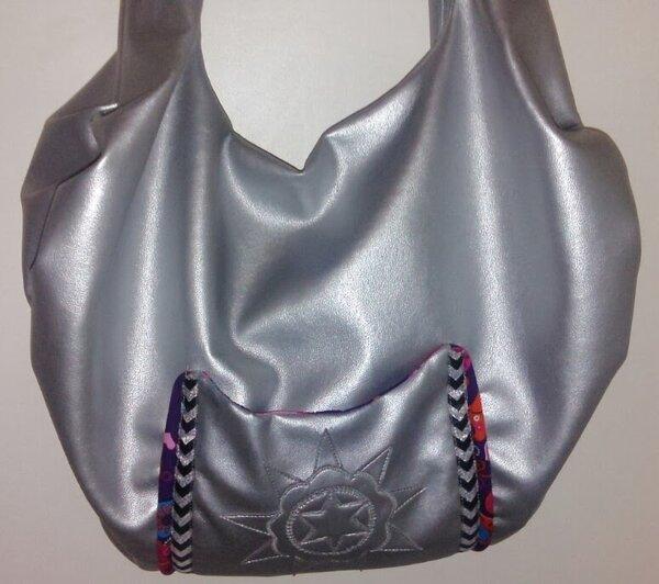Mein Liebling aus der Taschenspieler Cd: As Faltentasche, auf 80% verkleinert aus Alloway Kunstleder (Swafing)