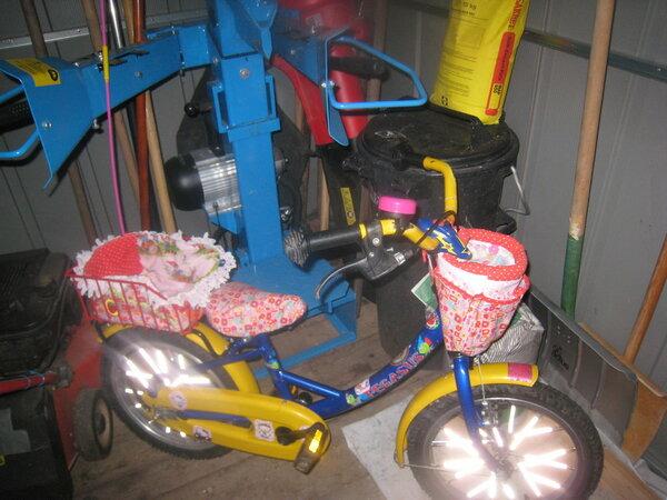 pimp my bike...