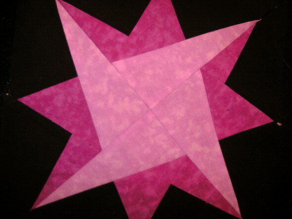 Farbe 1. Stern
