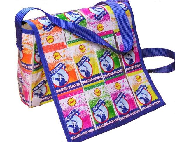 Tasche aus Ahoibrausebeuteln
